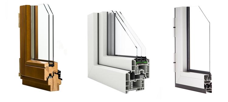 PCV, drewno, aluminium – z którego materiału powstają najlepsze okna?