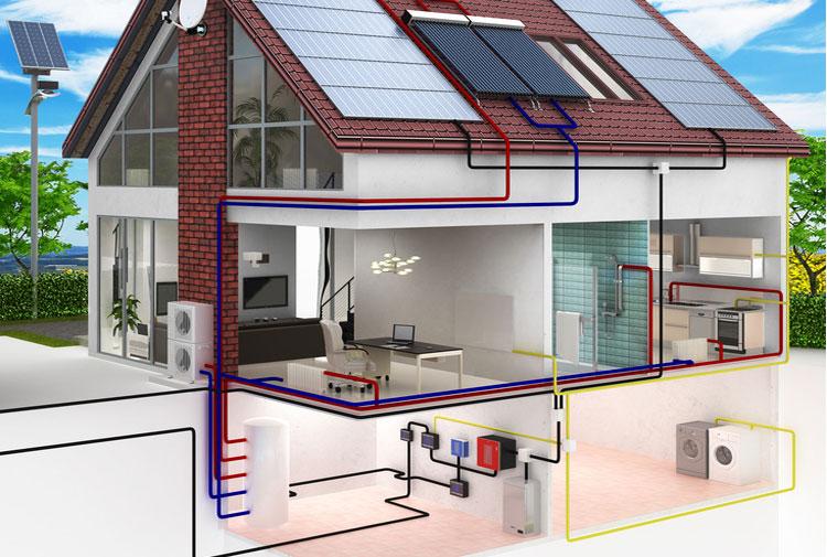Ile kosztuje wykonanie instalacji w domu jednorodzinnym?