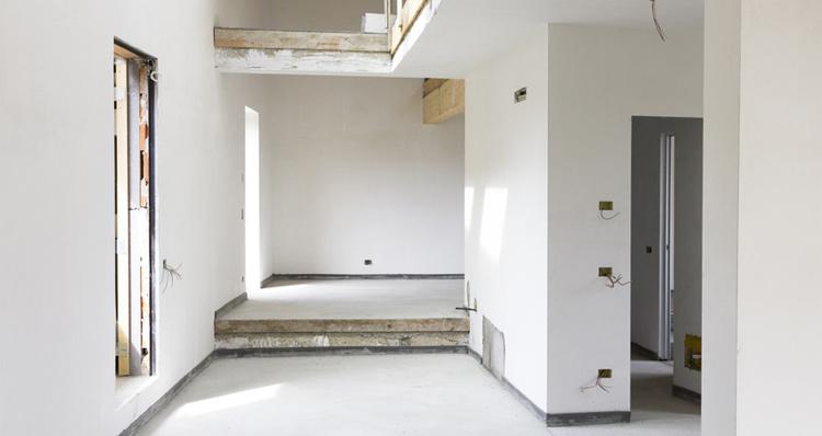 Ile zapłacimy za ściany działowe domu?