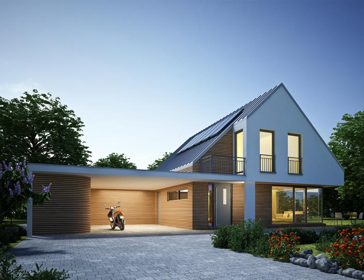 Materiały do budowy domu energooszczędnego
