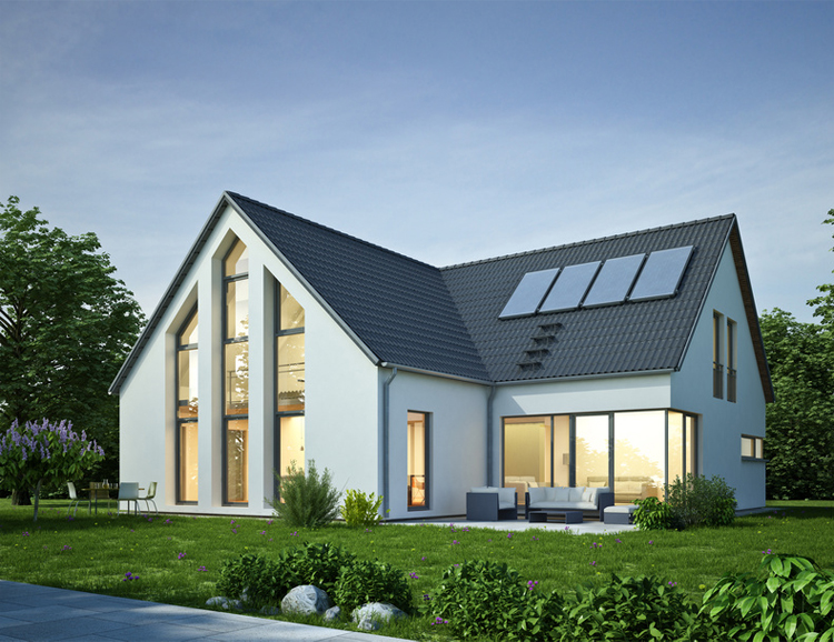 Koszt budowy domu energooszczędnego i tradycyjnego