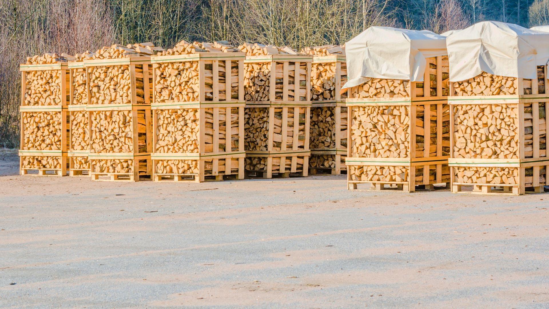 Drewno kominkowe Pomorskie - Najlepsi w 2021