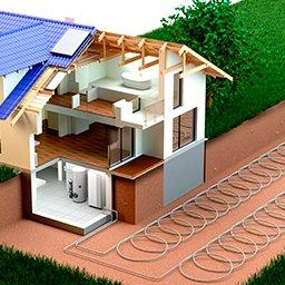 Gruntowe pompy ciepła – energia z wnętrza ziemi