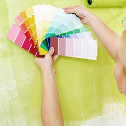 Kolory ścian – jak dobrać kolor ścian?