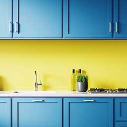 Farba do kuchni – rodzaje zmywalnych i trwałych farb kuchennych