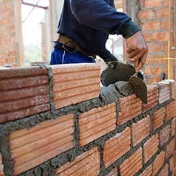 Murowanie ścian – cena za m2 ścian z gazobetonu, pustaków i silikatów