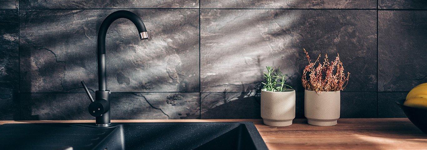 odpowiednio dobrana fuga wpływa na estetykę pomieszczenia