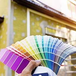 Kolory elewacji zewnętrznych – jakie kolory tynków i farb wybrać?