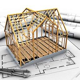 Projekty domów szkieletowych: parterowych, z poddaszem i piętrowych