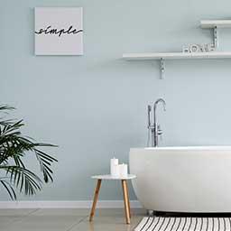 Farba do łazienki zamiast płytek? Jaką wybrać?