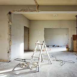 Wyburzenie ściany nośnej i działowej. Jak wyburzyć ścianę?