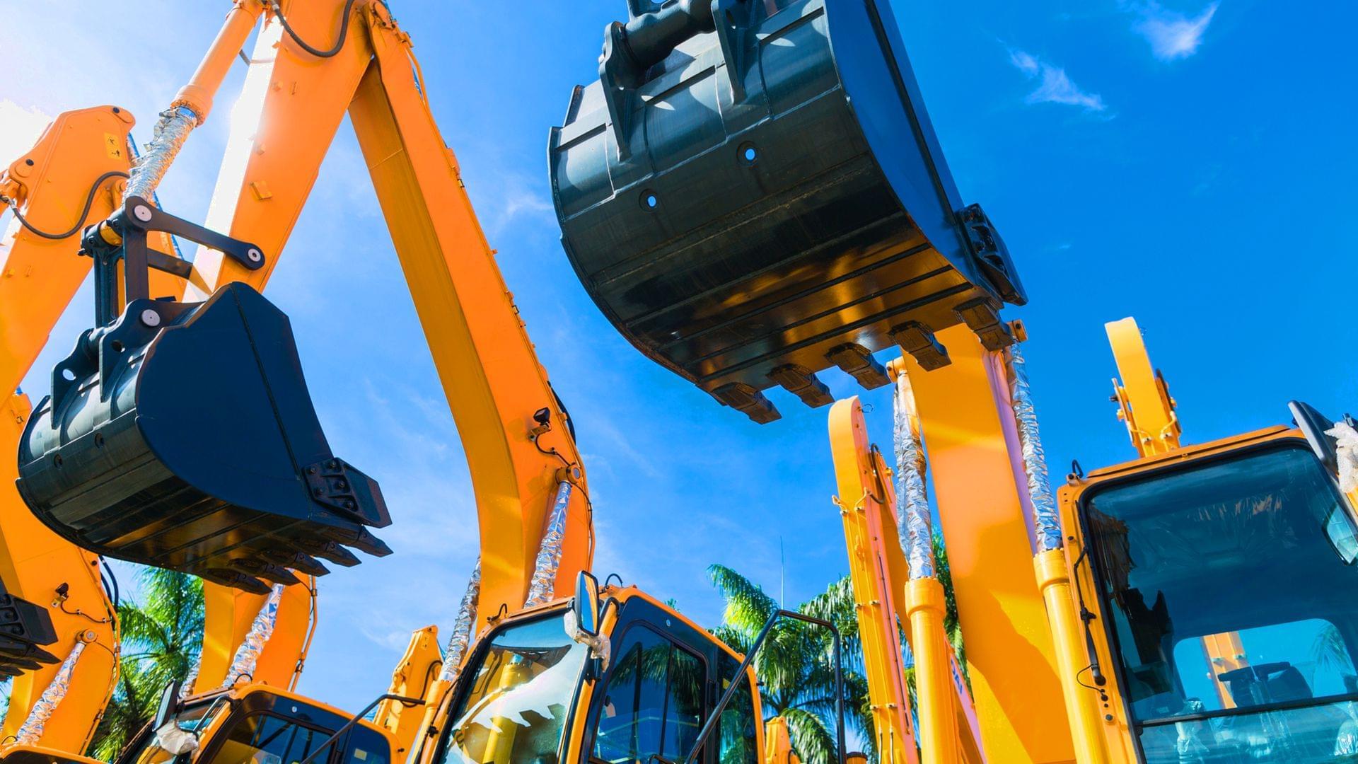 Krótkoterminowy wynajem maszyn budowlanych Poznań - Najlepsi w 2020