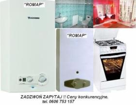 NAPRAWA SERWIS URZĄDZEŃ GAZOWYCH JUNKERSÓW CZĘSTOCHOWA TEL 606-753-157, Częstochowa, okolice, oferta