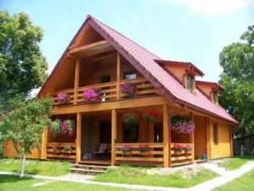 Domy z drewna, domy z bali, oferta