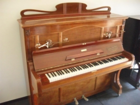 Pianino Gebruder Stingl Wien