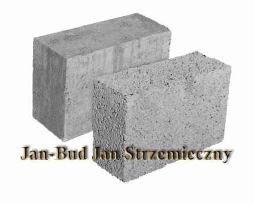 Bloczek Betonowy 12 X 24 X 38 3 Zł Szt Cena Brutto