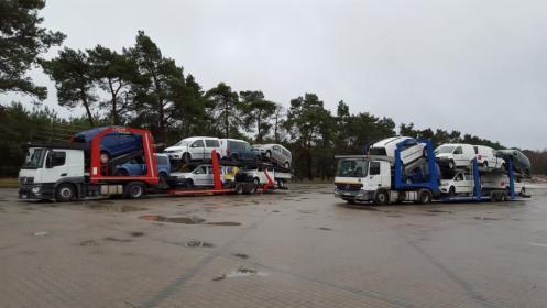 P.h.u Zender Transport Aut, Transport Samochodow ,Francja,Włochy,Niemcy,Belgia, oferta