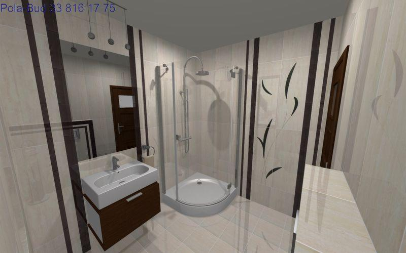 Projekt łazienki 3d Bielsko Biała Oferta Nr60558 Oferteopl