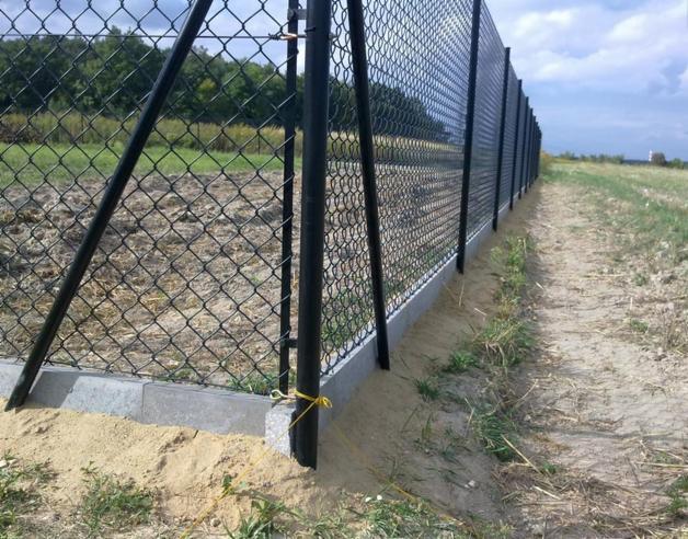 Zaawansowane Ogrodzenia z siatki ogrodzeniowej - paneli ogrodzeniowych XB91