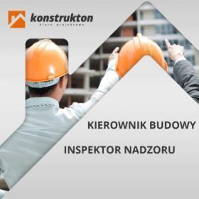 Kierownik budowy, inspektor nadzoru, kierowanie budową, nadzór