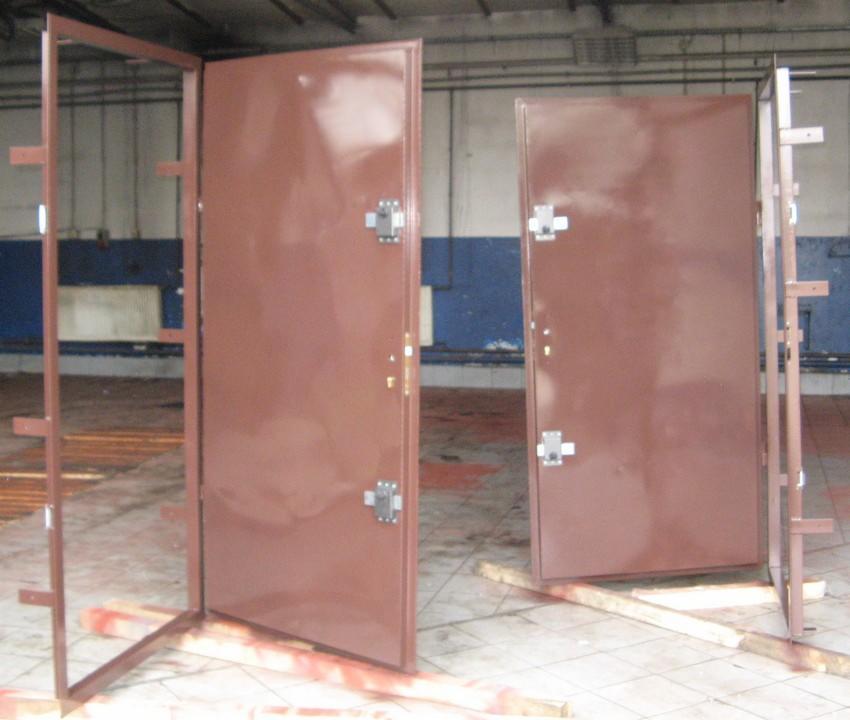Zaktualizowano Drzwi stalowe do piwnicy lub pomiesczeń gospodarczych., Chorzów ZC72