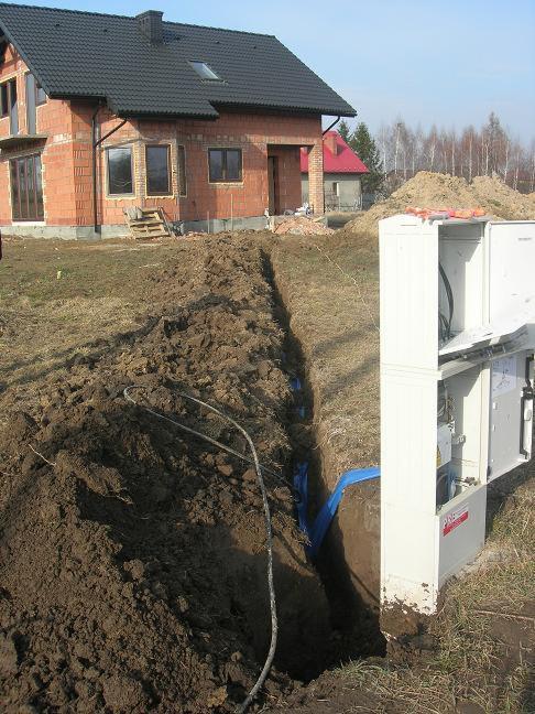 Koszt podłączenia elektrycznego