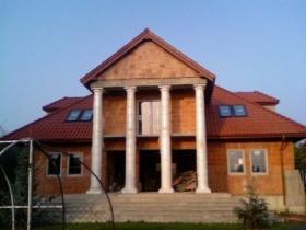 Pokrycie dachu dachówką