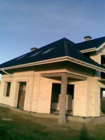 Budowa domu YTONG ,Termalica,Leier