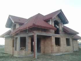 Budowa domu POROTHERM