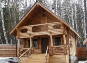 domy z bali ,bale drewniane,bale sosnowe, sauny,altany,banie ruskie,drewno konstrukcyjne, Cała Polska, oferta