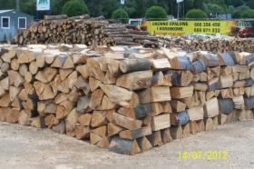 Drewno kominkowe i opałowe, Sucha Beskidzka, oferta