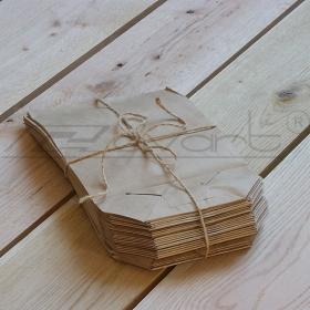 Torebki papierowe z dnem krzyżowym poj 1 kg, Tarnowskie Góry, oferta