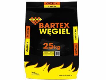 Węgiel ORZECH II WESOŁA kaloryczność 27-29 MJ/kg