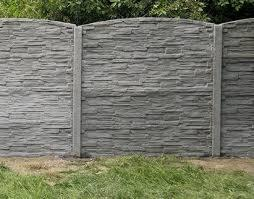 Płoty Betonowe łask Kolumna Ogrodzenia Betonowe Wiaty I Garaże Z
