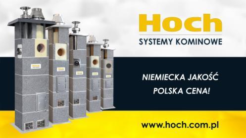 System kominowy KONEKT, Łochowo, oferta