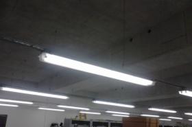 Oświetlenie przemysłowe.