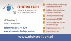 Elektro-Lach Wizytówka