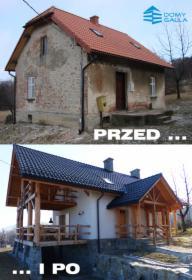 Rozbudowy, przebudowy i remonty budynków