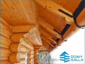 Budowa domów z bali: okrągłych, półokragłych oraz o przekroju prostokątnym