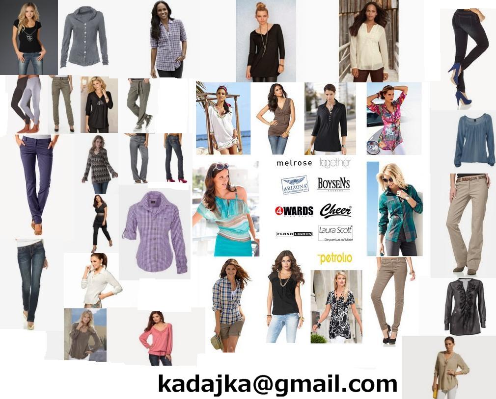 094a7c7262 Atrakcyjna nowa odzież z Niemiec. Szukam odbiorców do współpracy ...