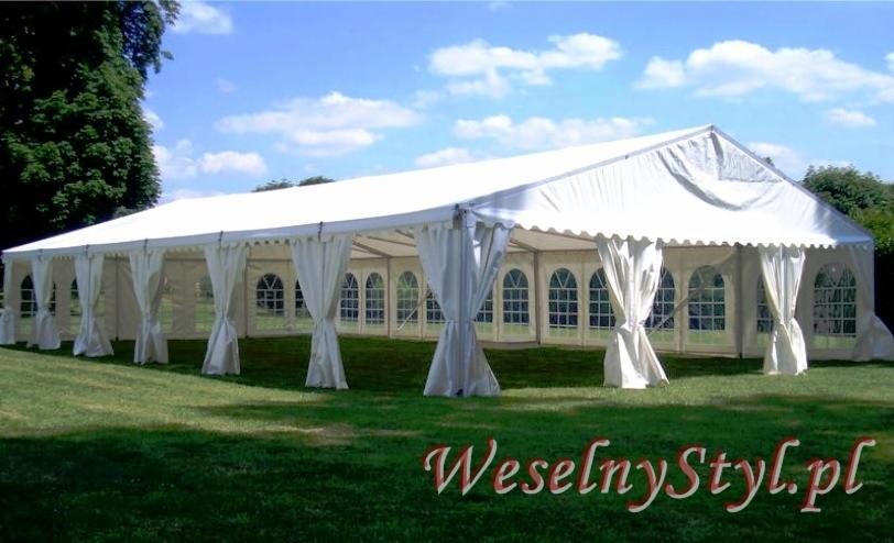 Wspaniały Namiot, namioty, wynajem namiotu, namiotów na wesele, na poprawiny HW15