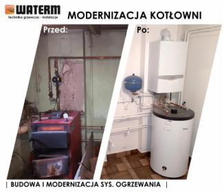 Instalacje C.O., Modernizacja i Budowa Nowych Instalacji Grzewczych