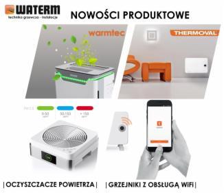 Sklep Internetowy- Urządzenia elektryczne- piece akumulacyjne, oczyszczacze, grzejniki kanałowe