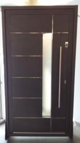 Drzwi PVC Alumiowe Stalowe Drewniane