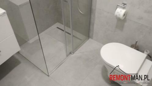 Wykończenia łazienki, odpływy liniowe, łazienka A-Z
