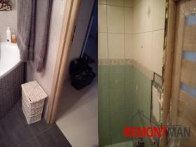 Kompleksowy remont małej łazienki