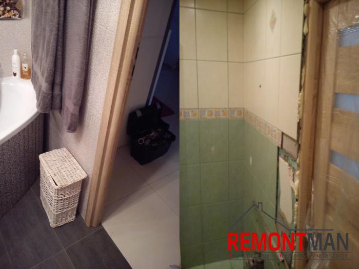 Kompleksowy Remont Małej łazienki Wrocław Oferta Nr80378