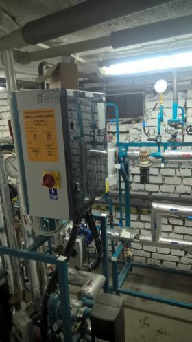 Modernzacja kotłowni, węzłów ciepłowniczych