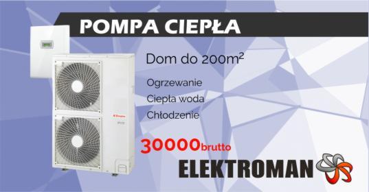 Pompa ciepła + fotowoltaika - pakiet korzyści!, Andrychów, oferta