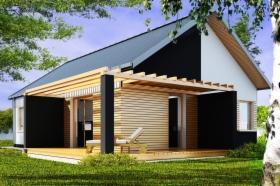 Dom energooszczędny CL 80